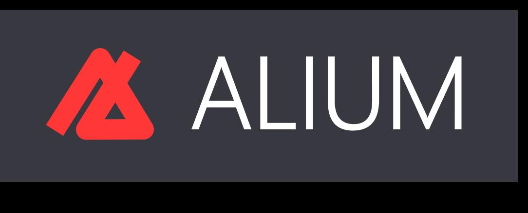 logo rouge gris