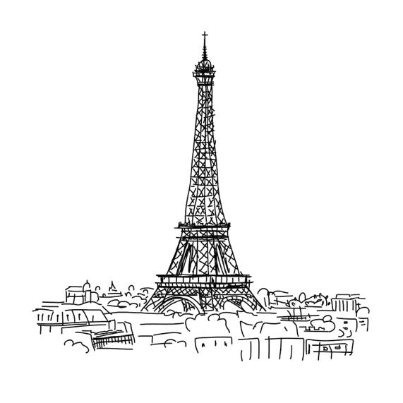 cycle chic français urbain tendance