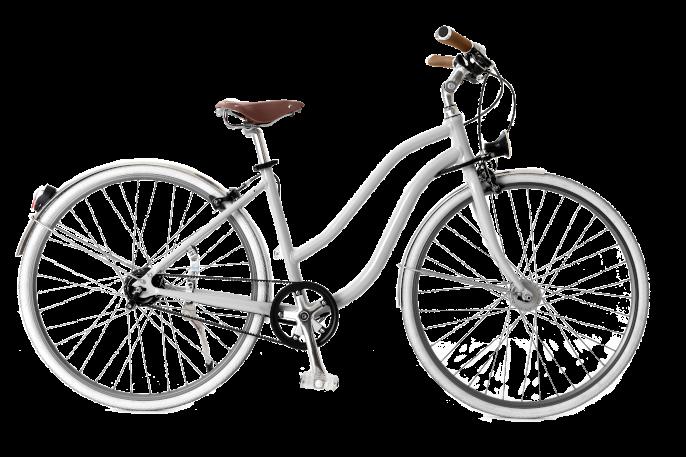 bicyclette élégant coloré courroie vintage personnalisable