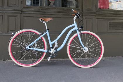 vélo élégant design français urbain tendance