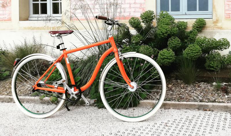 bicyclette vintage design chic fabriqué en France